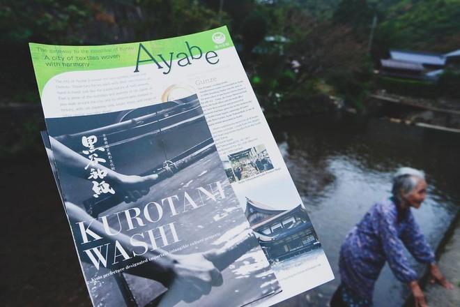 Một ngày tại làng nghề truyền thống Kyoto, nơi các nghệ nhân làm giấy, dệt lụa theo phương pháp thủ công qua hàng thế kỷ - Ảnh 4.