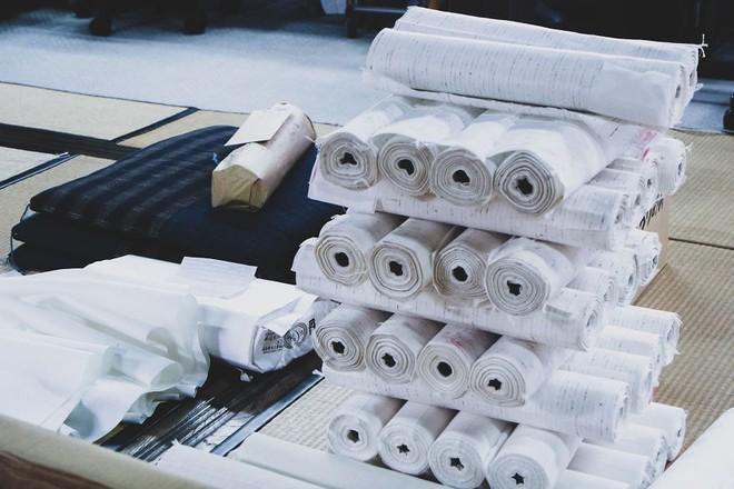 Một ngày tại làng nghề truyền thống Kyoto, nơi các nghệ nhân làm giấy, dệt lụa theo phương pháp thủ công qua hàng thế kỷ - Ảnh 21.