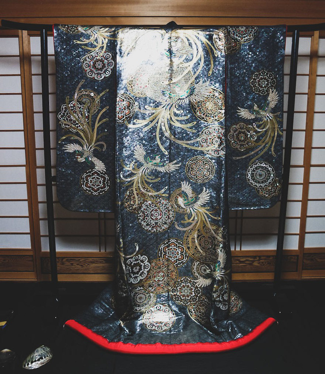 Một ngày tại làng nghề truyền thống Kyoto, nơi các nghệ nhân làm giấy, dệt lụa theo phương pháp thủ công qua hàng thế kỷ - Ảnh 22.