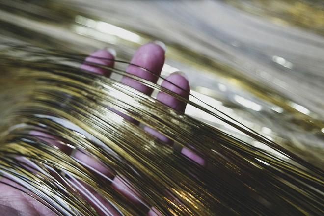 Một ngày tại làng nghề truyền thống Kyoto, nơi các nghệ nhân làm giấy, dệt lụa theo phương pháp thủ công qua hàng thế kỷ - Ảnh 24.