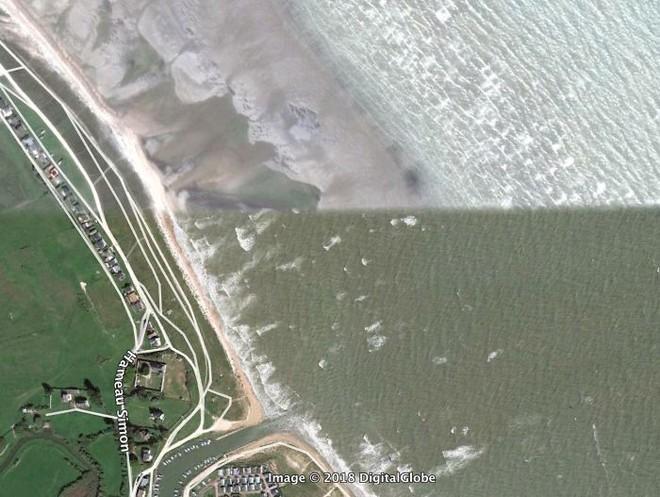 Không cần đi du lịch, Google Earth sẽ giúp bạn khám phá vẻ đẹp muôn màu của trái đất nhìn từ vệ tinh - Ảnh 8.