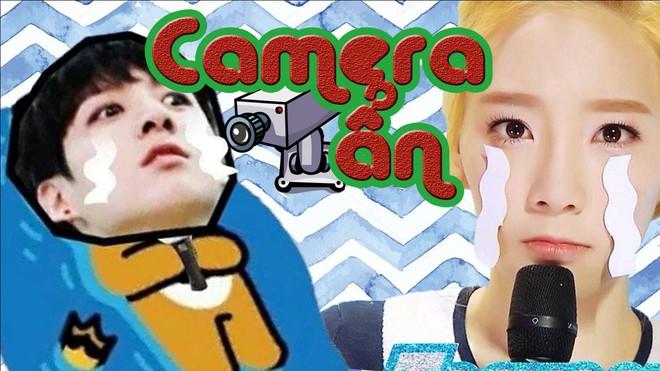 Mắc mưu camera ẩn, dàn idol này bị lừa đến... khóc cạn nước mắt! - Ảnh 1.