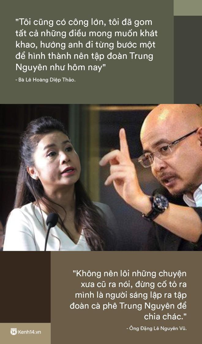 Những vụ ly hôn bạc tỷ trong giới doanh nhân Việt từng ồn ào không kém vợ chồng vua cà phê Trung Nguyên - ảnh 1