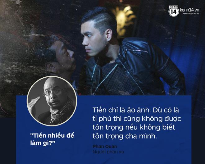 Lắng nghe 5 nhân vật đình đám màn ảnh Việt trả lời câu Tiền nhiều để làm gì? từ Vua cà phê - ảnh 2
