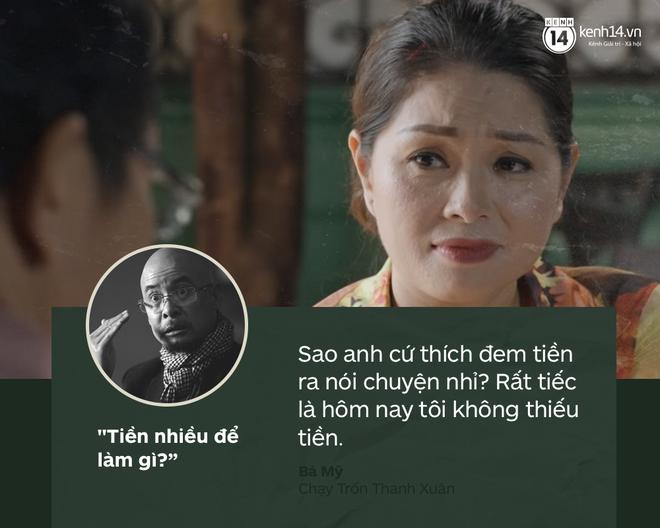 Lắng nghe 5 nhân vật đình đám màn ảnh Việt trả lời câu Tiền nhiều để làm gì? từ Vua cà phê - ảnh 4