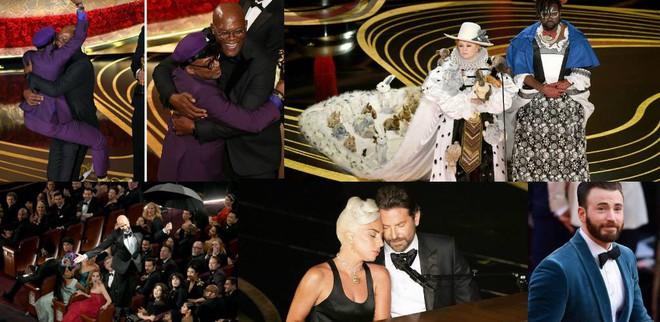 9 khoảnh khắc khó quên nhất tại lễ trao giải danh giá Oscar 2019 - Ảnh 1.