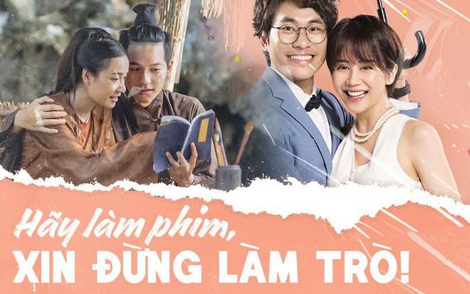 Từ drama Kiều Minh Tuấn đến Lâm Vinh Hải, bỗng thấy thương thay cho mấy bộ phim có sự góp mặt của họ quá - ảnh 3