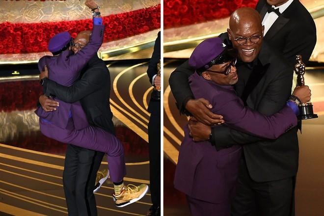 9 khoảnh khắc khó quên nhất tại lễ trao giải danh giá Oscar 2019 - Ảnh 11.