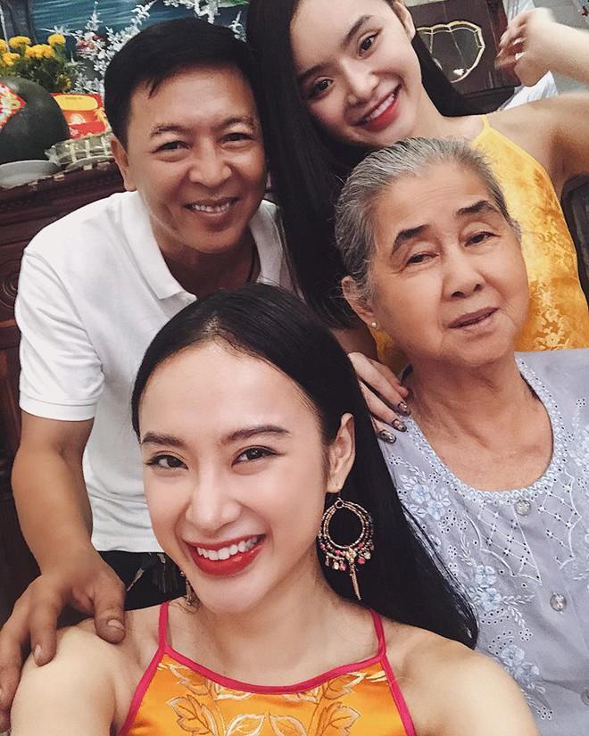 Angela Phương Trinh kể chuyện xúc động về bà ngoại: Bán xôi nuôi con cháu từ 18 đến nay 81 tuổi - Ảnh 2.
