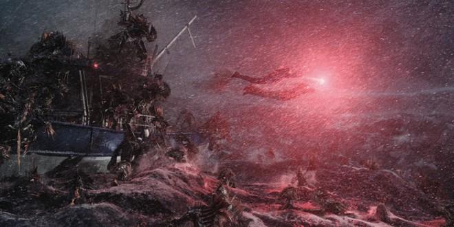 Chủng quái vật The Trench trong Aquaman có phim riêng, fan siêu anh hùng yếu tim cứ chờ xem! - ảnh 1