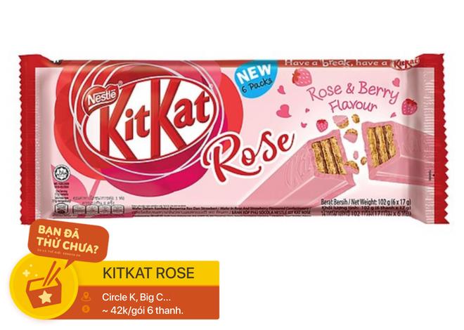 Tết vừa qua, các thương hiệu lại bắt đầu tung ra những món ăn chào đón Valentine ngọt ngào - Ảnh 2.