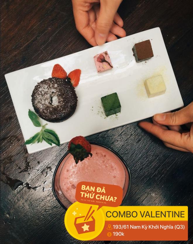 Tết vừa qua, các thương hiệu lại bắt đầu tung ra những món ăn chào đón Valentine ngọt ngào - Ảnh 8.