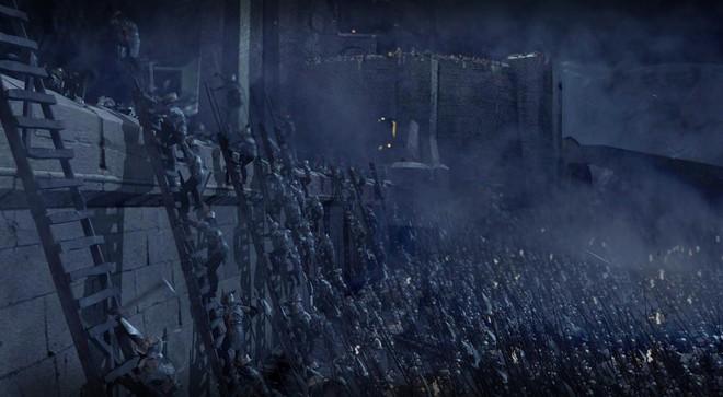Battle of Winterfell trong Game of Thrones dự kiến sẽ là trận chiến hoành tráng nhất mọi thời đại trên màn ảnh nhỏ - Ảnh 4.