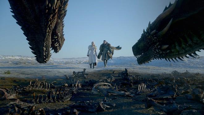 Battle of Winterfell trong Game of Thrones dự kiến sẽ là trận chiến hoành tráng nhất mọi thời đại trên màn ảnh nhỏ - Ảnh 1.