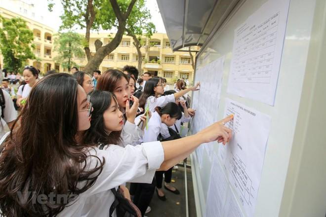 Vụ gian lận điểm thi ở Hòa Bình: 56 thí sinh sẽ bị hủy kết quả thi - ảnh 1