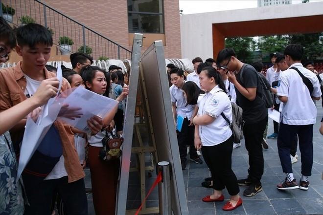 Trả cơ hội vào đại học cho 64 thí sinh bị tước đoạt vì gian lận thi cử - ảnh 1