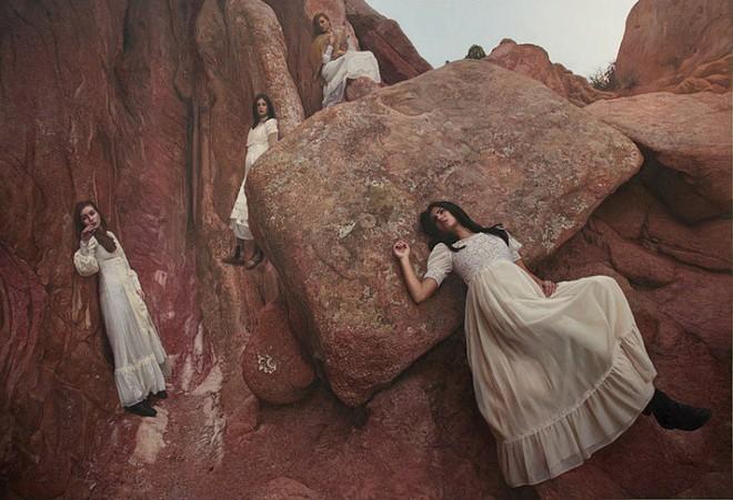 Bộ não của tôi từ chối tin rằng, đây là những cô gái trong tranh sơn dầu - Ảnh 8.