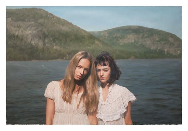 Bộ não của tôi từ chối tin rằng, đây là những cô gái trong tranh sơn dầu - Ảnh 12.