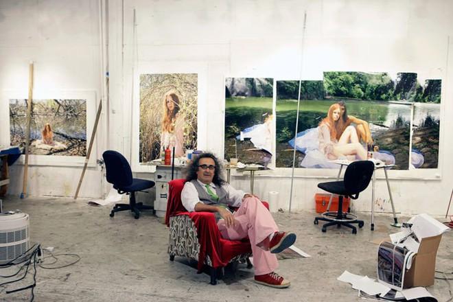 Bộ não của tôi từ chối tin rằng, đây là những cô gái trong tranh sơn dầu - Ảnh 18.