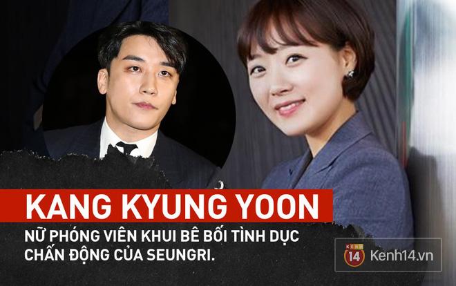 Từ chuyện nữ nhà báo bóc hàng loạt bê bối tình dục chấn động của Seungri và hàng loạt sao Hàn đến sự nguy hiểm của ngành điều tra báo chí - ảnh 1