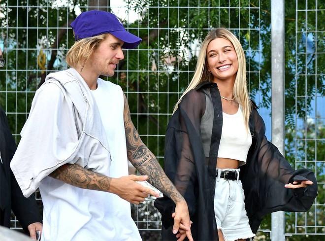 Chỉ 6 tháng sau khi kết hôn, cặp đôi Justin Bieber và Hailey Baldwin một lần nữa đối mặt với tin đồn rạn nứt? - ảnh 3