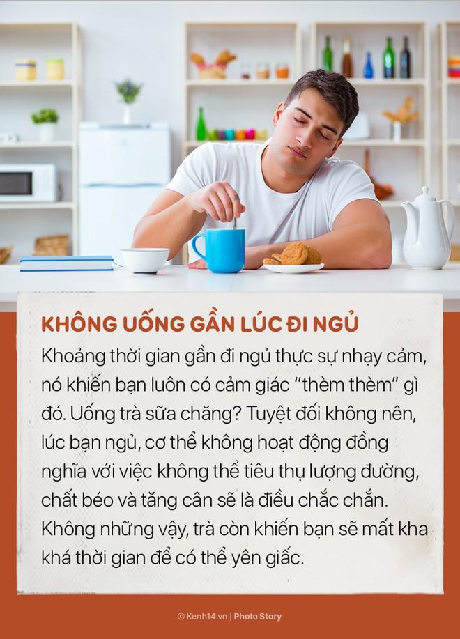 Nhiều người thích uống trà sữa nhưng không phải ai cũng biết những mẹo nhỏ để không bị tăng cân này - ảnh 4