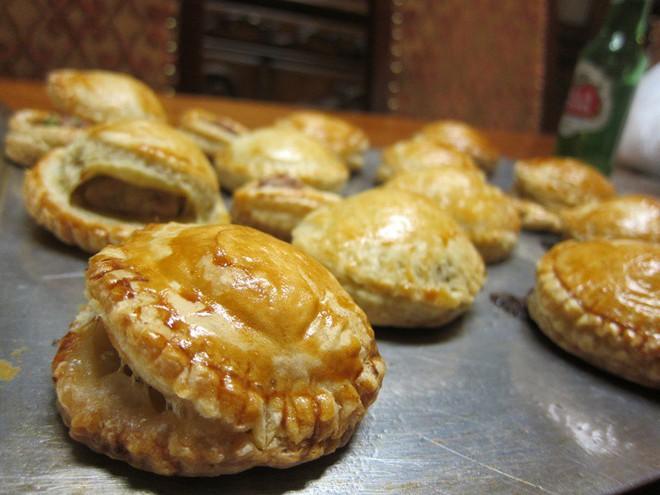 Patesô: món bánh có cái tên rặt Pháp nhưng thực ra lại là con đẻ của ẩm thực Việt - Ảnh 4.