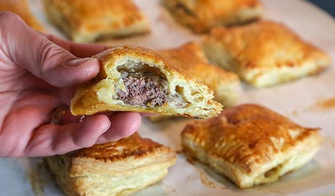 Patesô: món bánh có cái tên rặt Pháp nhưng thực ra lại là con đẻ của ẩm thực Việt - Ảnh 5.