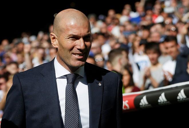 Gã hói Zidane ra mắt, những công thần bị hắt hủi lập tức tỏa sáng giúp Real thăng hoa - Ảnh 2.