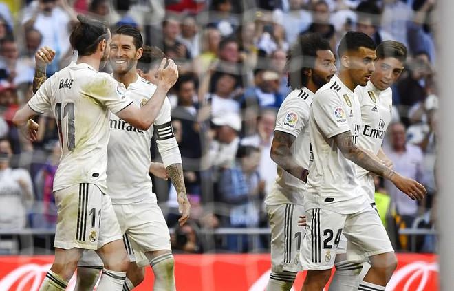 Gã hói Zidane ra mắt, những công thần bị hắt hủi lập tức tỏa sáng giúp Real thăng hoa - Ảnh 3.
