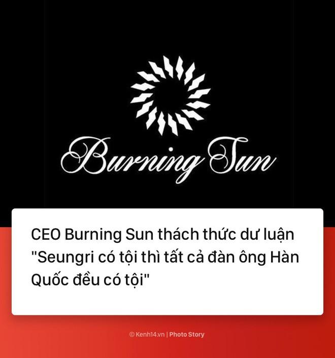 Scandal chấn động của Seungri ngày 17/3: Thêm 1 ngôi sao tuyên bố rút khỏi tất cả các show - ảnh 6