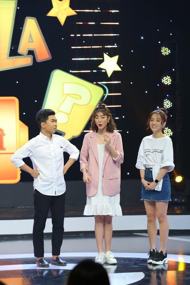 Kim Nhã Next Top dằn vặt Minh Dự vì tội... nhắc bài cho trai - ảnh 2