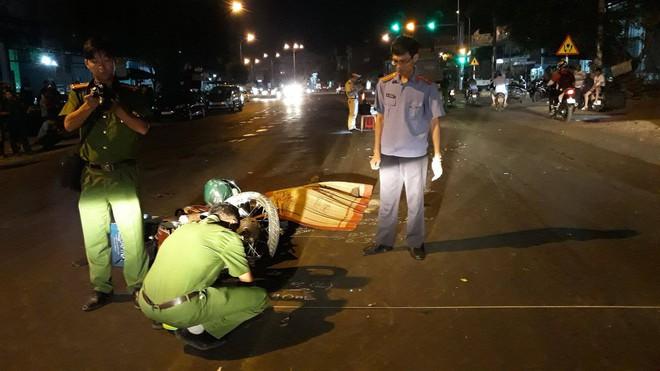 Thượng úy quân đội tử vong thương tâm dưới bánh xe tải - ảnh 2