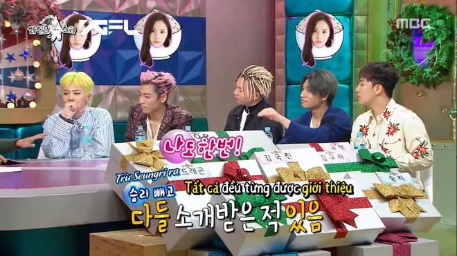 Seungri thường không thèm tụ tập cùng Big Bang, bị T.O.P than phiền vì hay nói về tiền - ảnh 1
