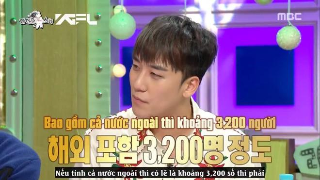Seungri thường không thèm tụ tập cùng Big Bang, bị T.O.P than phiền vì hay nói về tiền - ảnh 3