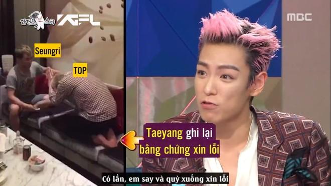 Seungri thường không thèm tụ tập cùng Big Bang, bị T.O.P than phiền vì hay nói về tiền - ảnh 9