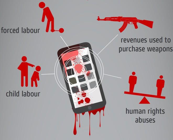 Nếu biết iPhone được làm từ máu và nước mắt thế này, liệu bạn có còn phát cuồng vì nó? - ảnh 3