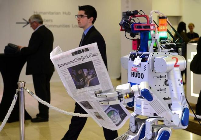 Đây là nghề nghiệp tiếp theo sẽ sớm bị máy móc và AI thay thế - Ảnh 1.