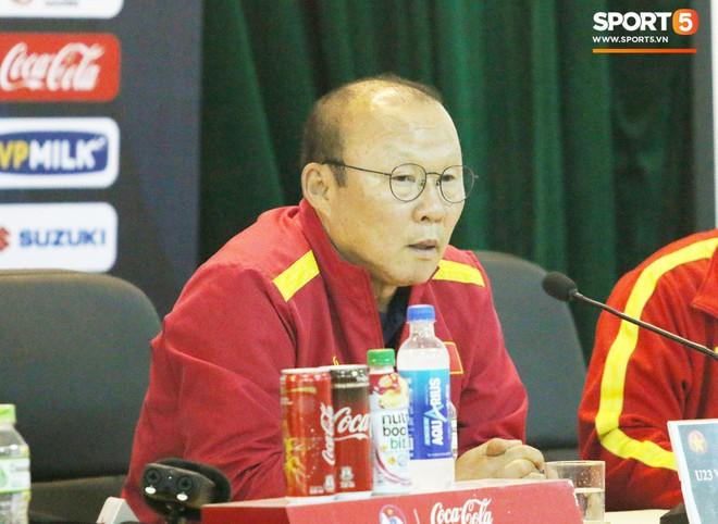 HLV Park Hang-seo: Lứa U23 Việt Nam hiện tại có năng lực và phong độ thấp hơn những người đoạt ngôi Á quân 2018 - Ảnh 2.