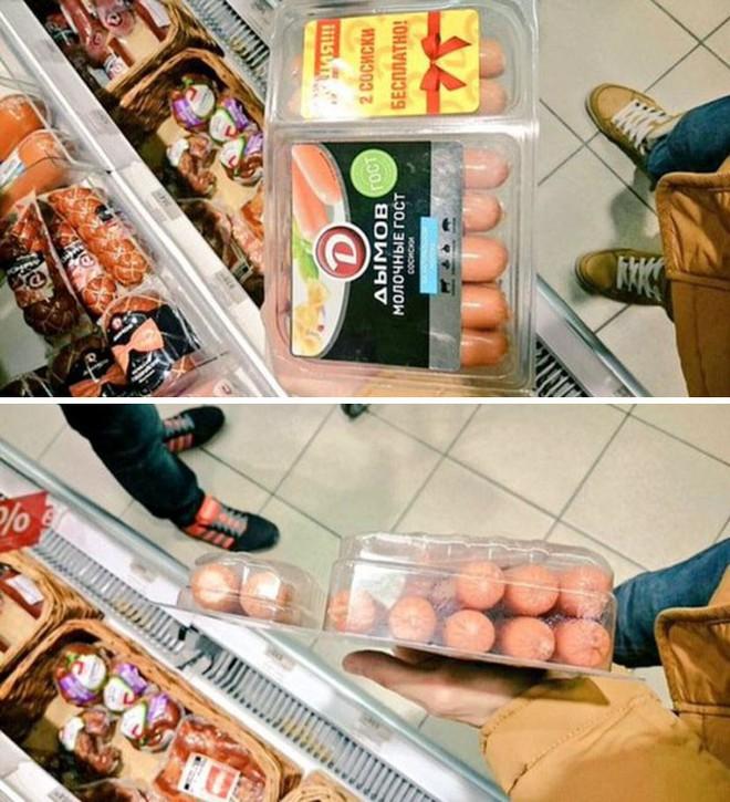 Khi đi mua sắm, cần tuyệt đối cảnh giác với những cú lừa mang tên bao bì - Ảnh 3.