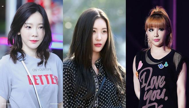 """Cuộc chiến giữa 3 """"mẩu"""" Wonder Girls, SNSD và 2NE1: Hóa ra người lép vế nhất lại là... - Ảnh 1."""