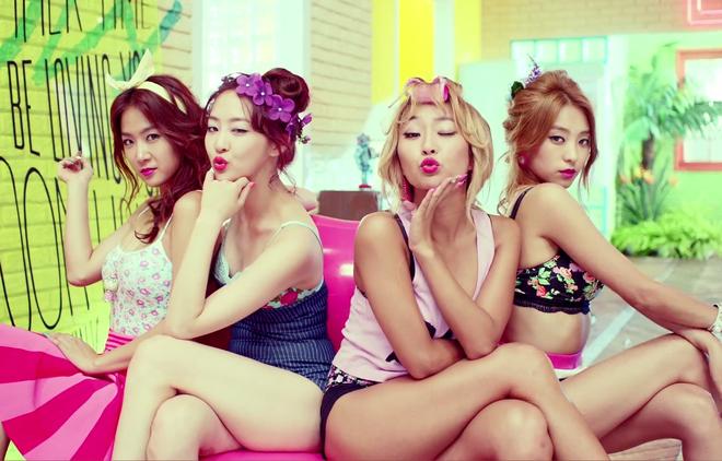 Không phải Wonder Girls, đây mới là girlgroup thế hệ 2 tiếp theo có MV trăm triệu view sau SNSD, 2NE1 và 4MINUTE - Ảnh 1.