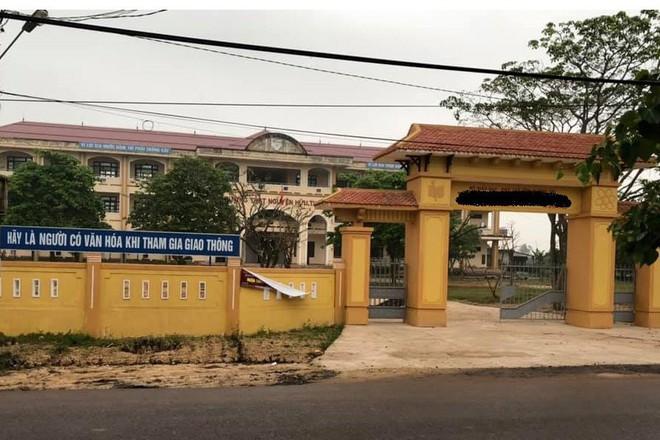 Nữ sinh lớp 10 ở Quảng Trị nghi bị hiếp dâm tập thể: 9 nam sinh liên quan chủ động xin nghỉ học - Ảnh 1.