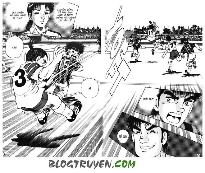 Những pha biểu diễn kỹ thuật của Quang Hải như bước ra từ truyện tranh Nhật Bản - Ảnh 3.