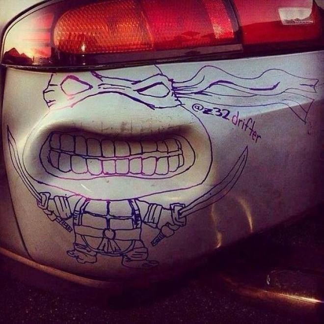 Chết cười với những trường hợp sửa xe móp bằng IQ vô cực thay vì đem ra thợ - Ảnh 9.