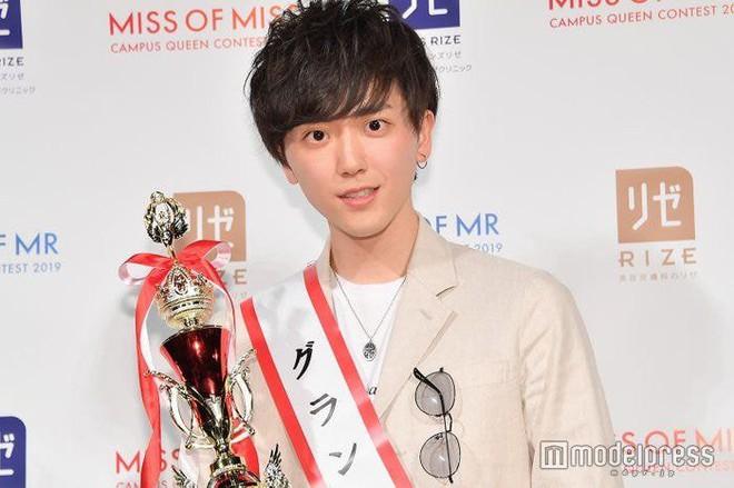 Lộ diện 2 sinh viên đẹp trai xinh gái nhất Nhật Bản năm 2019: Học trường danh tiếng nhưng chuyện quá khứ mới là điều gây bất ngờ - ảnh 1