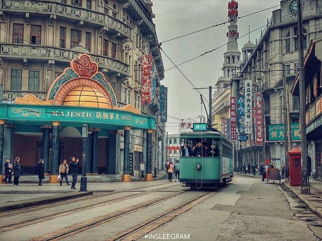 Tham quan phim trường nổi tiếng hàng đầu Thượng Hải: Tân Dòng Sông Ly Biệt và 1 loạt tác phẩm nổi tiếng đều quay ở đây - ảnh 1