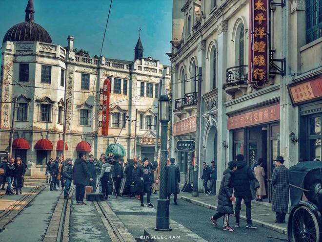 Tham quan phim trường nổi tiếng hàng đầu Thượng Hải: Tân Dòng Sông Ly Biệt và 1 loạt tác phẩm nổi tiếng đều quay ở đây - ảnh 11