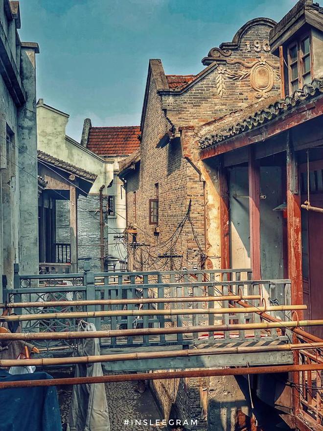 Tham quan phim trường nổi tiếng hàng đầu Thượng Hải: Tân Dòng Sông Ly Biệt và 1 loạt tác phẩm nổi tiếng đều quay ở đây - ảnh 18
