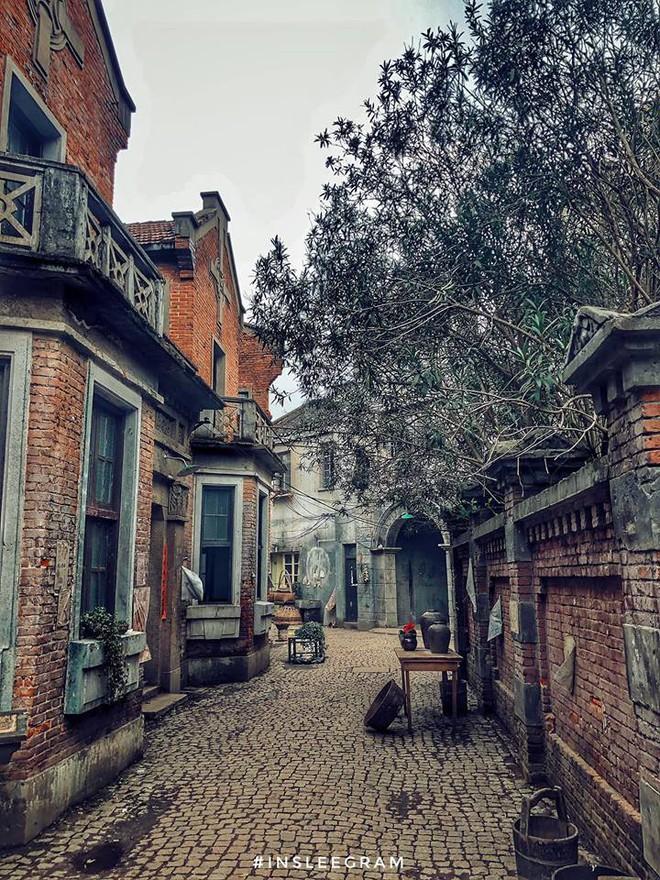 Tham quan phim trường nổi tiếng hàng đầu Thượng Hải: Tân Dòng Sông Ly Biệt và 1 loạt tác phẩm nổi tiếng đều quay ở đây - ảnh 23